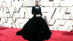 Billy Porter in Christian Siriano | Source: Getty Images