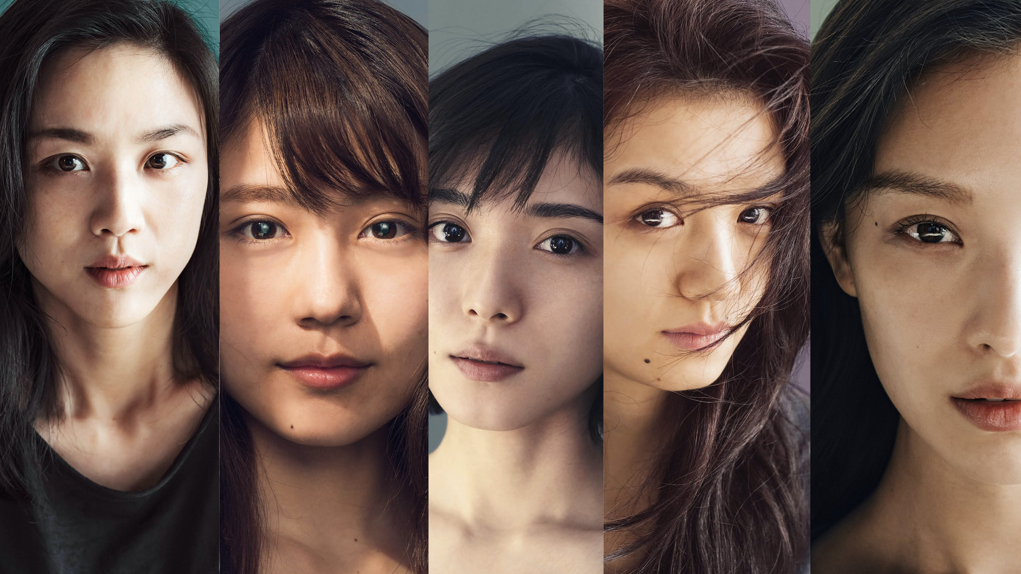 SK-II's 2018 Bare Skin Project campaign images | Source: SK-II