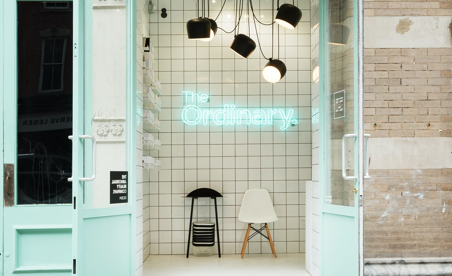 The Ordinary store | Source: Courtesy