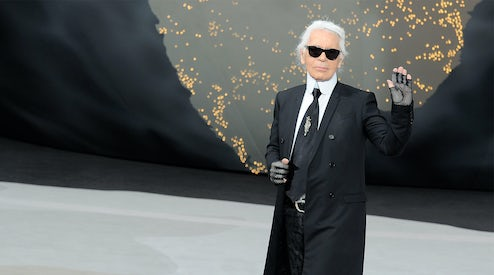 140c8e01440 Karl Lagerfeld s Greatest Legacy Is a Business Model