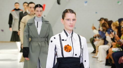 Designers Get Up Close And Personal At Milan Fashion Week Fashion Show Review Multiple Ready To Wear Autumn 2019 Bof