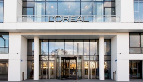 L'Oréal Luxe Offices