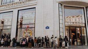 Louis Vuitton's flagship store on the Champs Élysées, Paris | Source: Unsplash