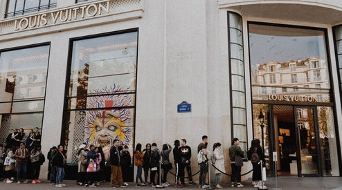 Louis Vuitton to Add 1,500 Jobs in France on Luxury Demand