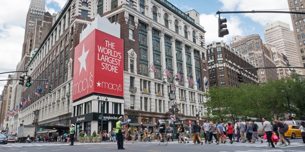 Macy's to Furlough Nearly 130,000 Employees