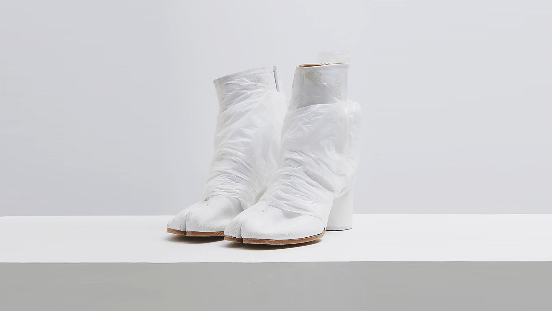 Article cover of Why Margiela's Tabi Boot Is Minting Money
