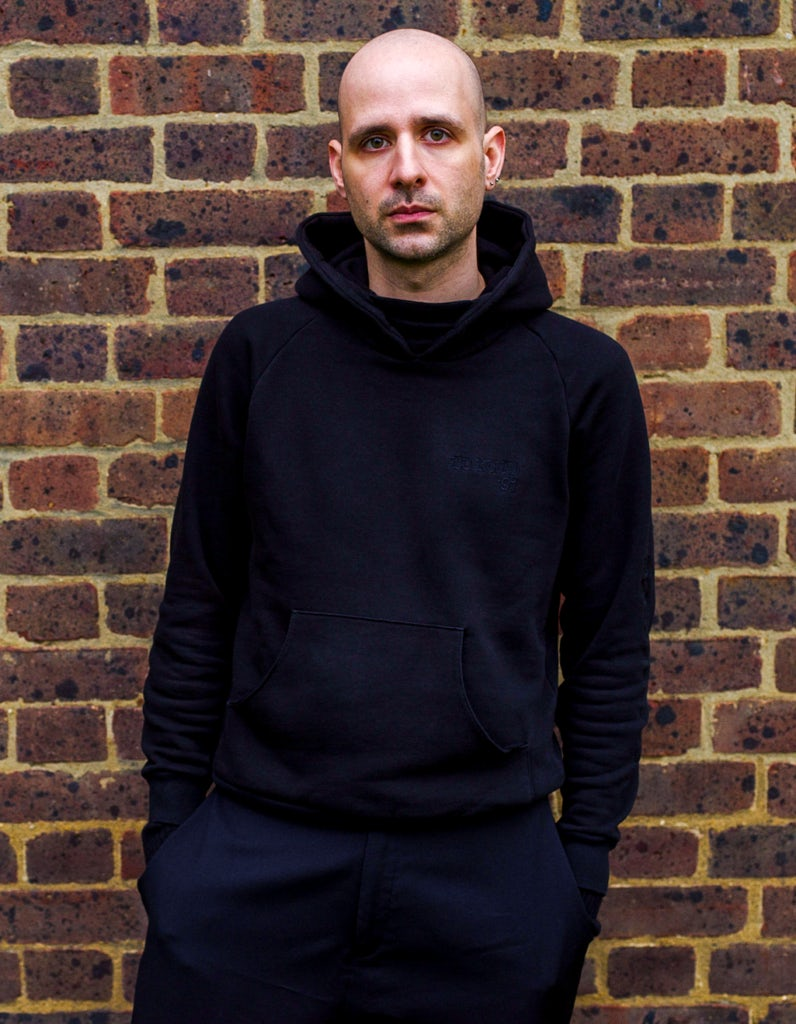 Adonis Kentros, stylist consultant at Christopher Kane