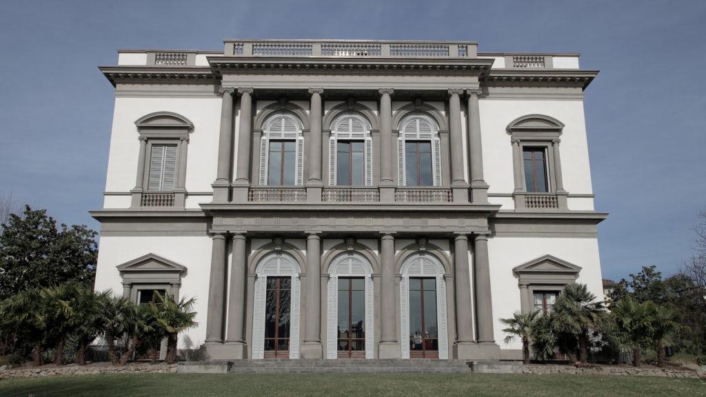 Polimoda's Villa Favard in Florence, Italy