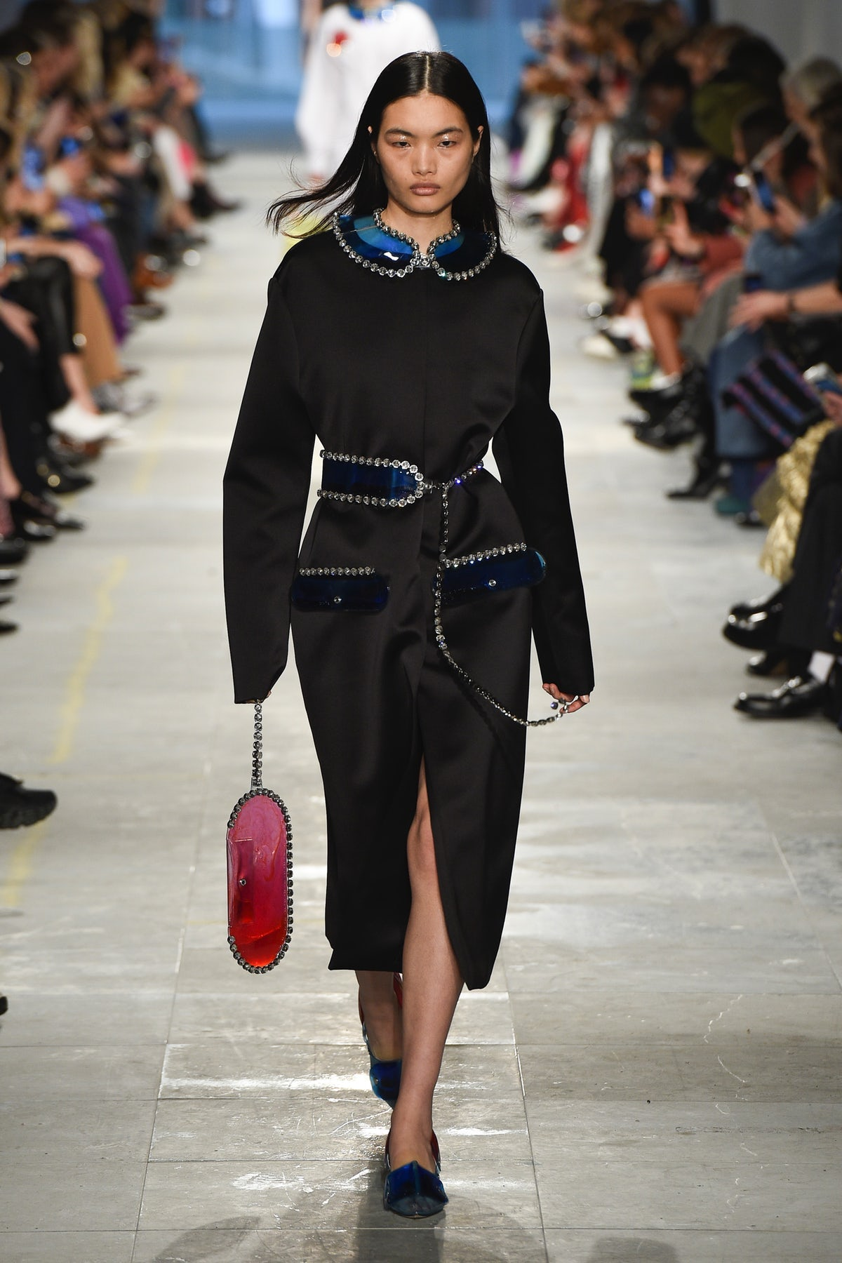 Christopher Kane Gets Twisted