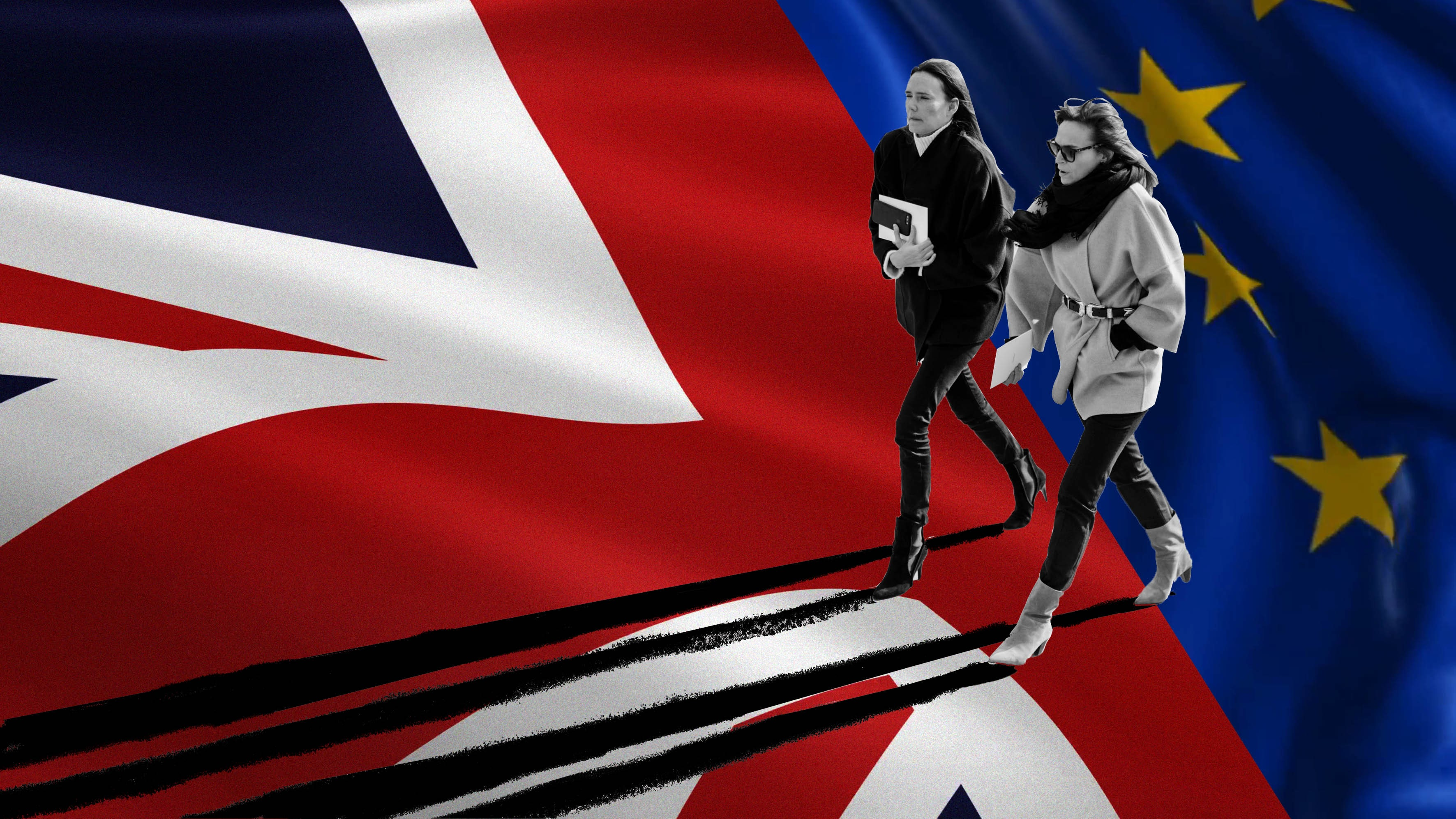 Article cover of Fashion Prepares for Brexit Disaster