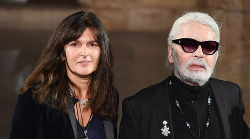 e7248f9399d Chanel Appoints Virginie Viard as Karl Lagerfeld's Successor | News ...
