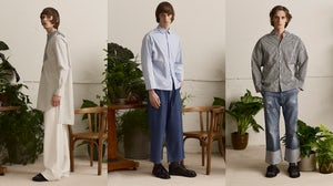 Palmer Harding's new 9-piece menswear collection | Source: Courtesy