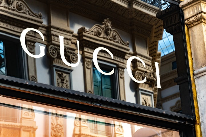 A Gucci boutique   Source: Shutterstock