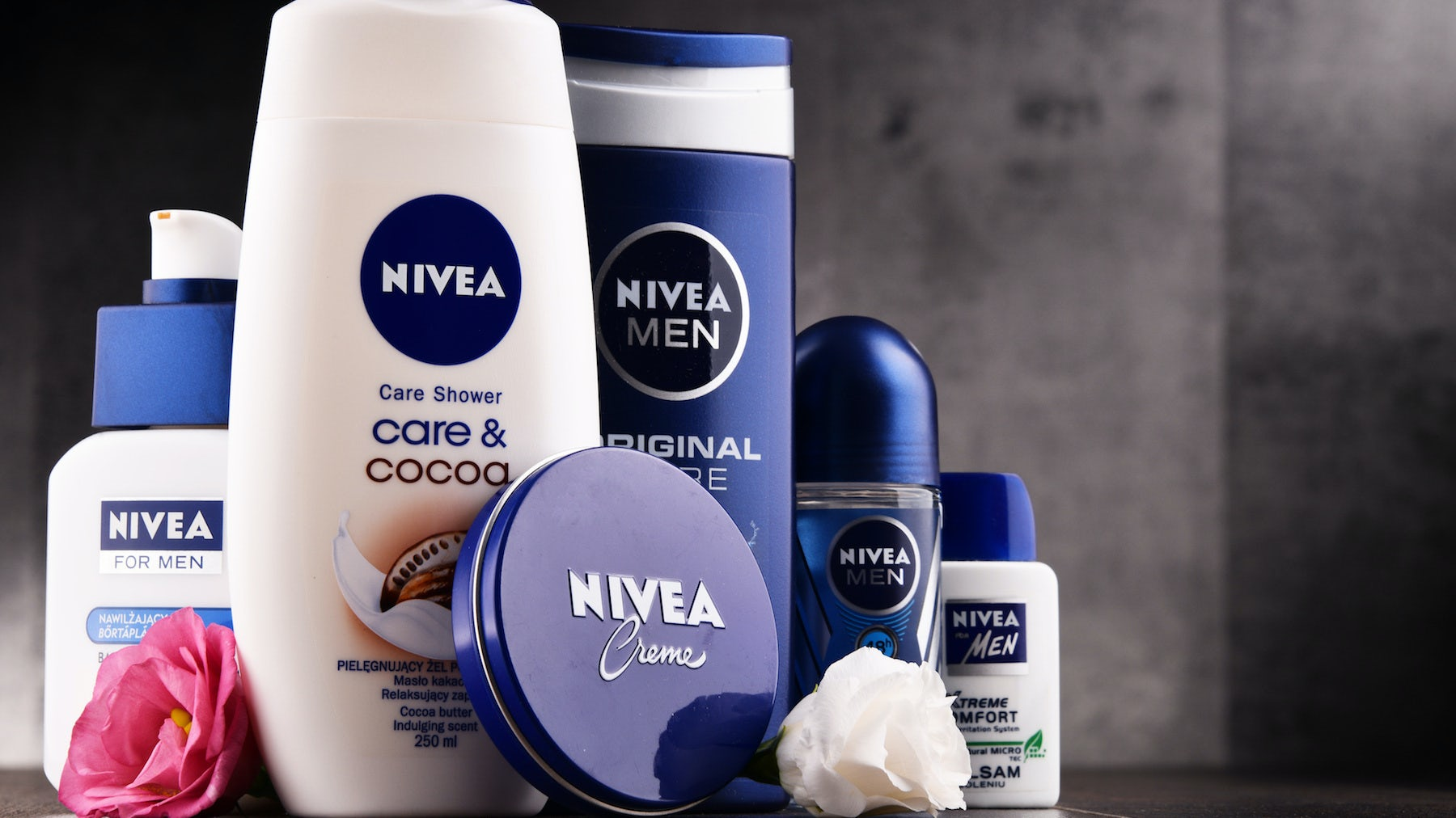 Nivea products | Source: Shutterstock