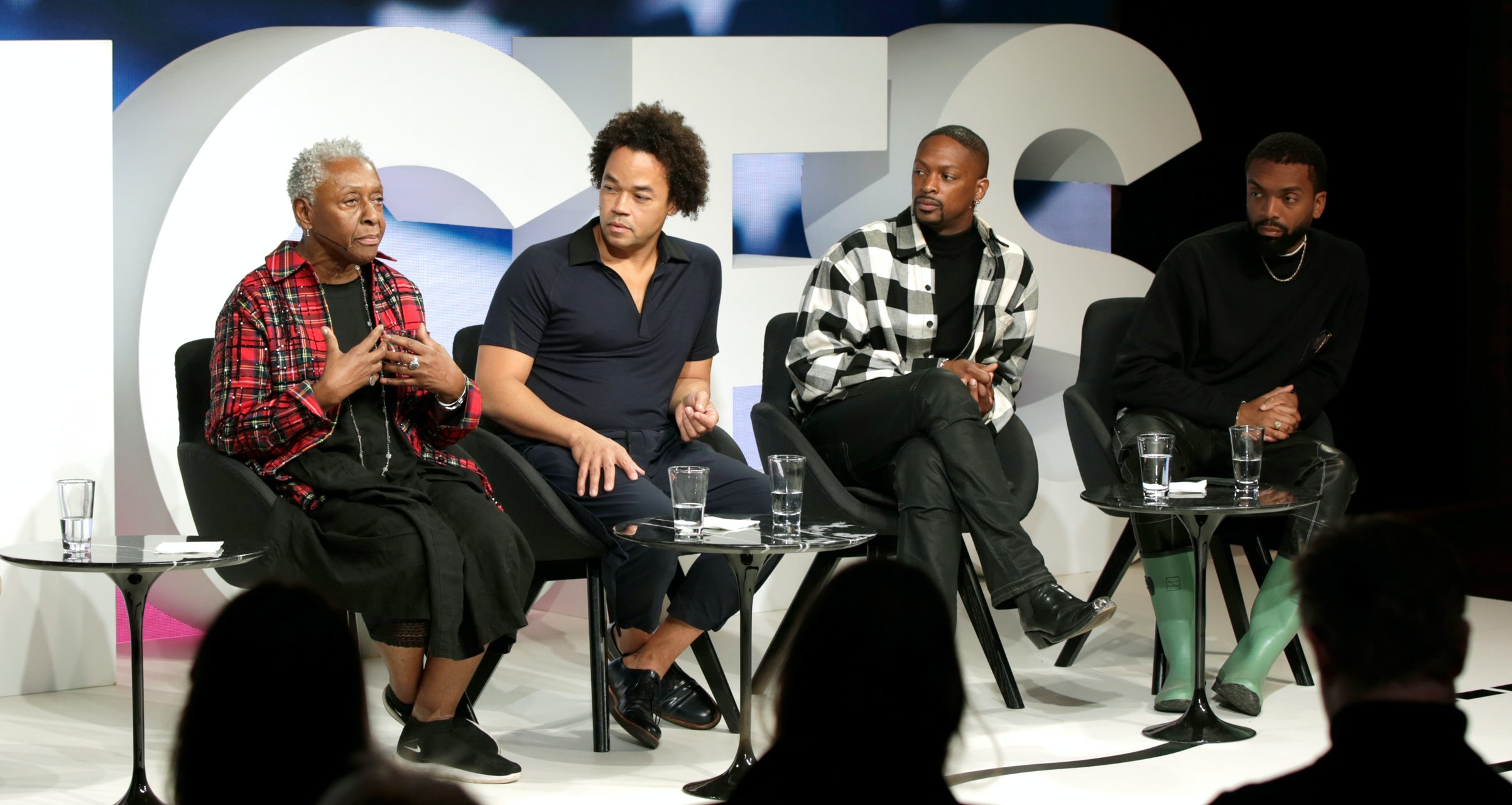 The BoF Podcast: Bethann Hardison, Kerby Jean-Raymond, LaQuan Smith and Patrick Robinson: 'We've Had Diversity, but Then It Disappeared'