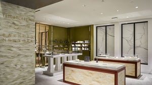 "Barneys New York opens ""The High End"" luxury cannabis lifestyle shop 