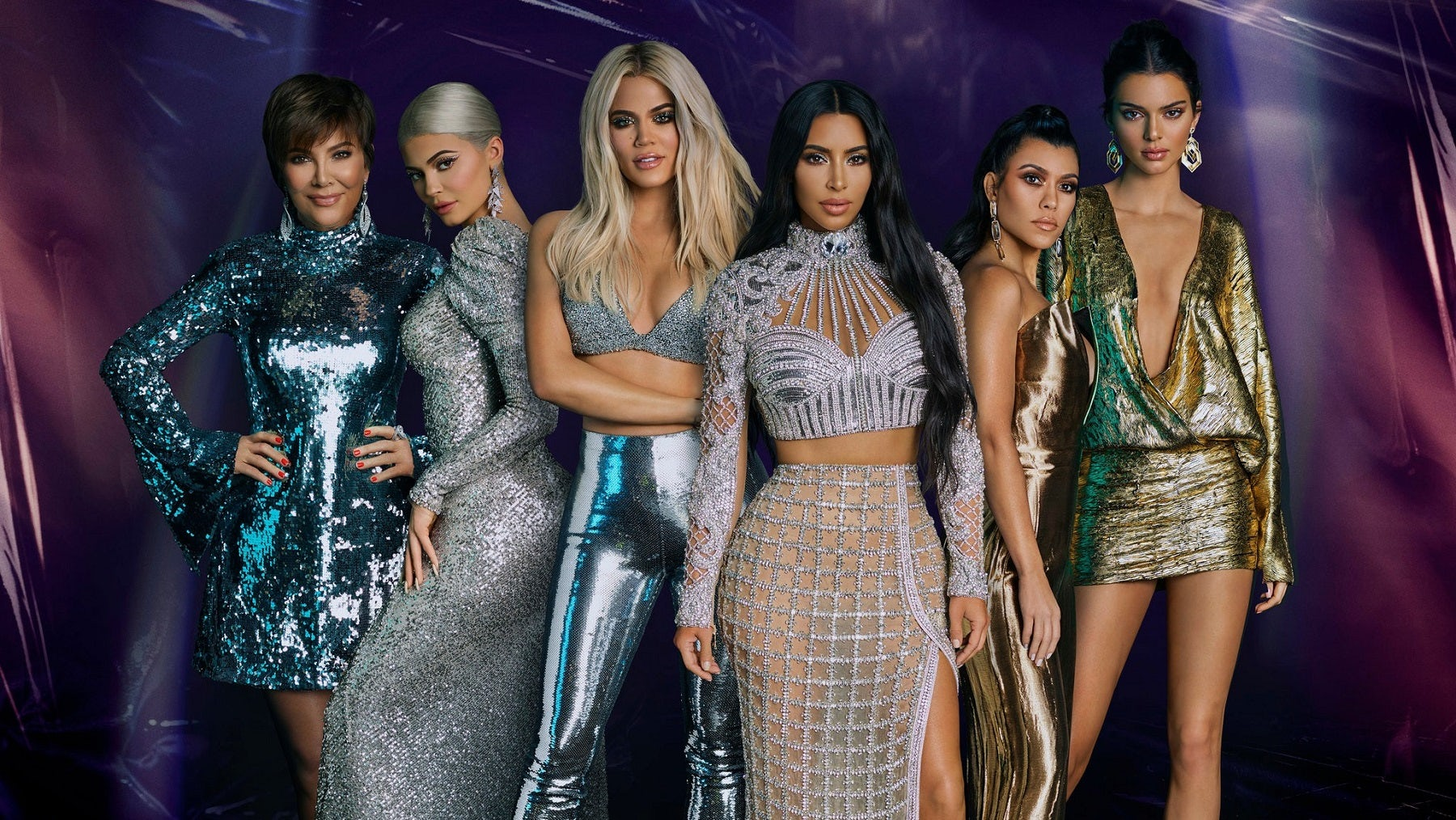 """Keeping Up With the Kardashians,"" Season 16 — with artistic direction by Kanye West 