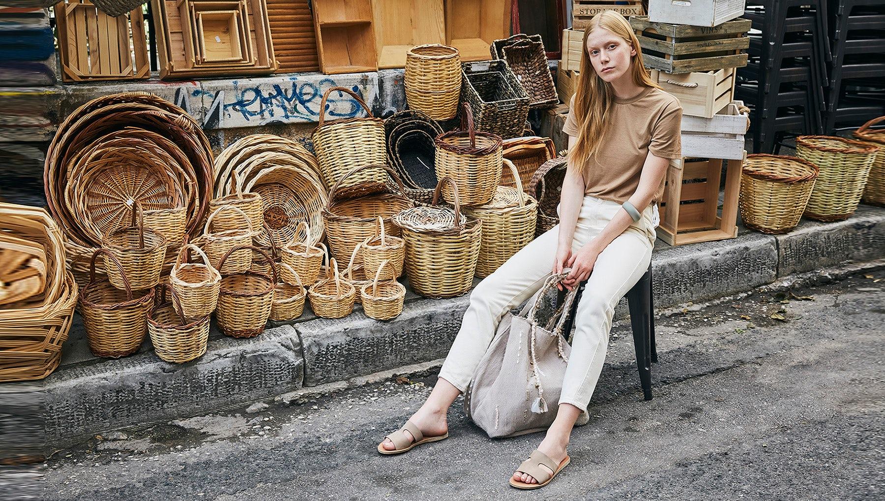 Ancient Greek Sandals Spring/Summer 2019 | Source: Courtesy, Yannis Bournais