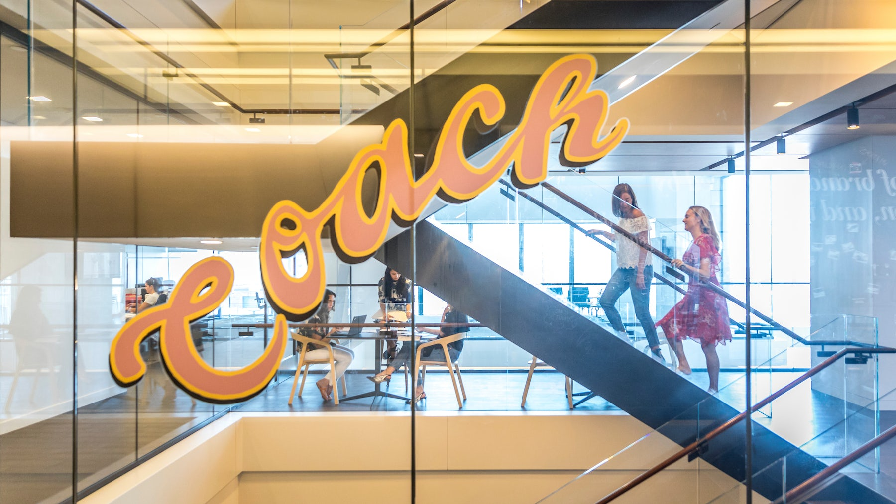 Coach Inc. offices | Source: Courtesy