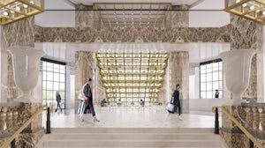 Galeries Lafayette Champs-Elysées | Source: Courtesy