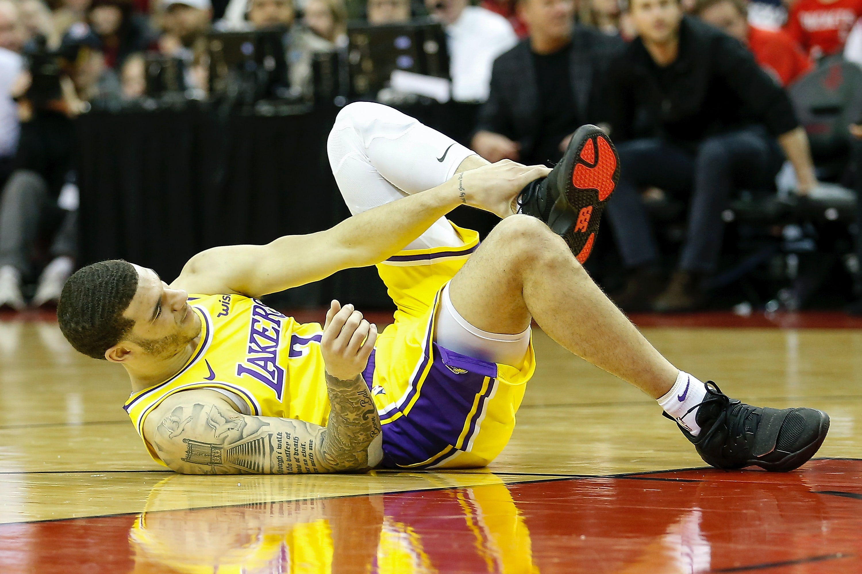 NBA player Lonzo Ball   Source: Tim Warner/Getty Images