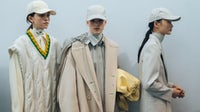 Louise Trotter's Lacoste Debut | Photo: Alexandre Faraci