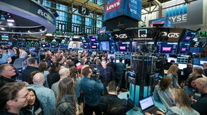 Levi's on the New York Stock Exchange | Source: NYSE