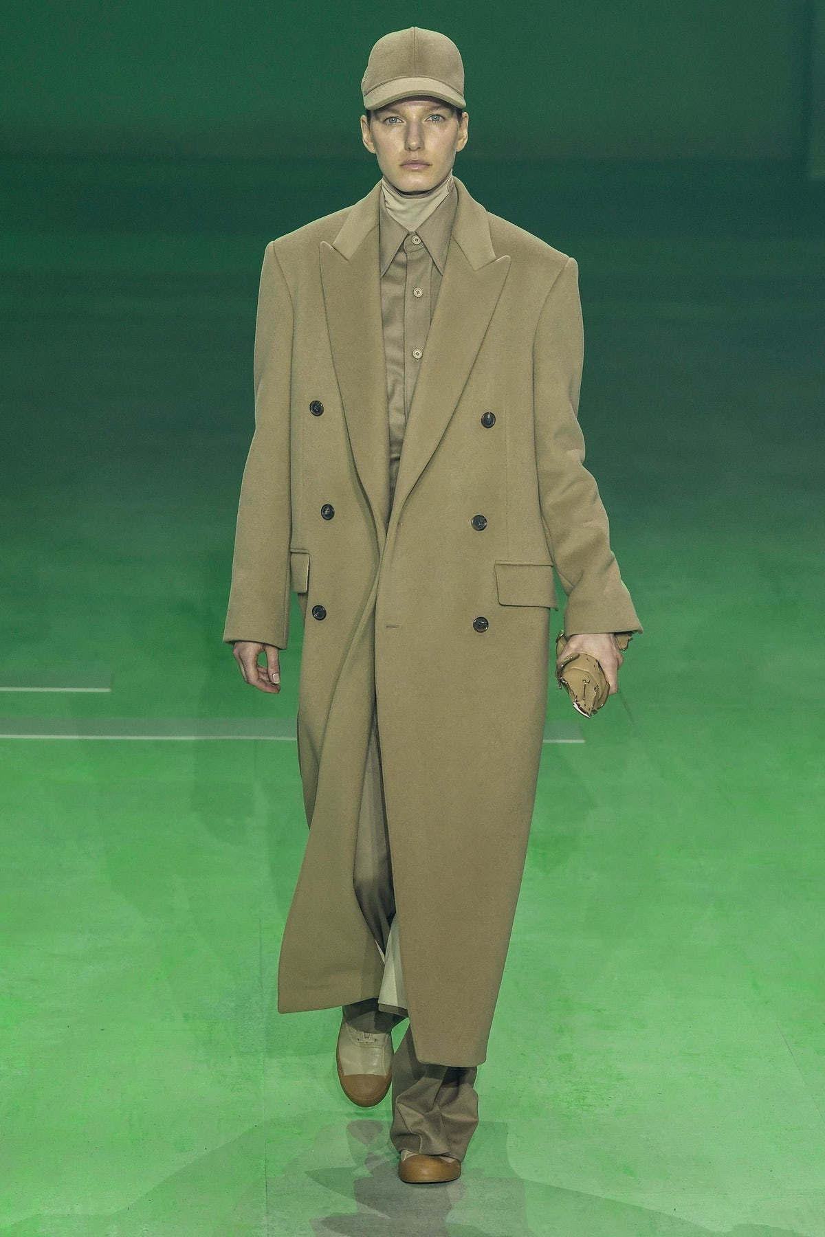 Decoding Louise Trotter's Lacoste Debut
