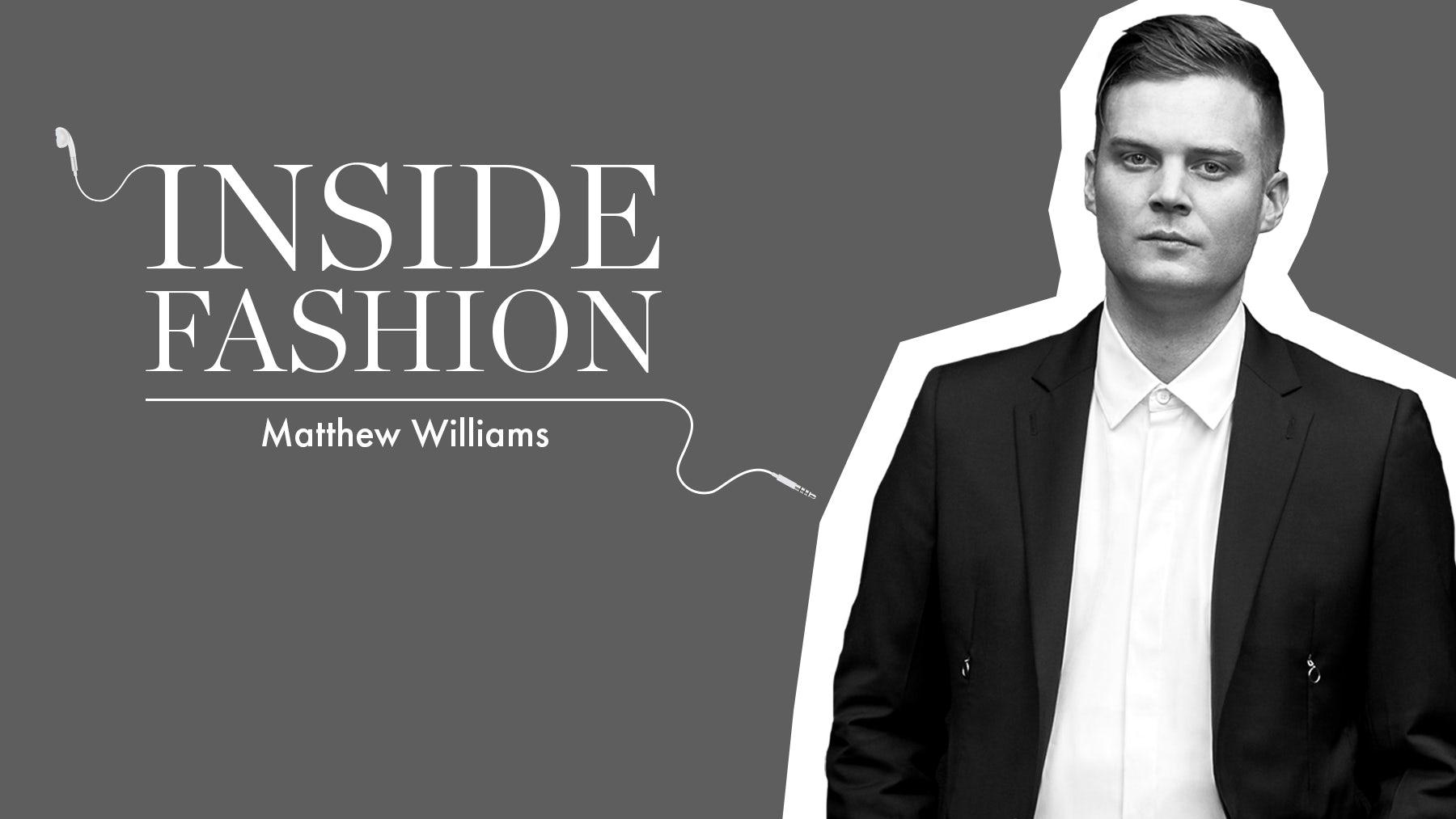 Matthew Williams | Photo: Thomas Lohr for Moncler