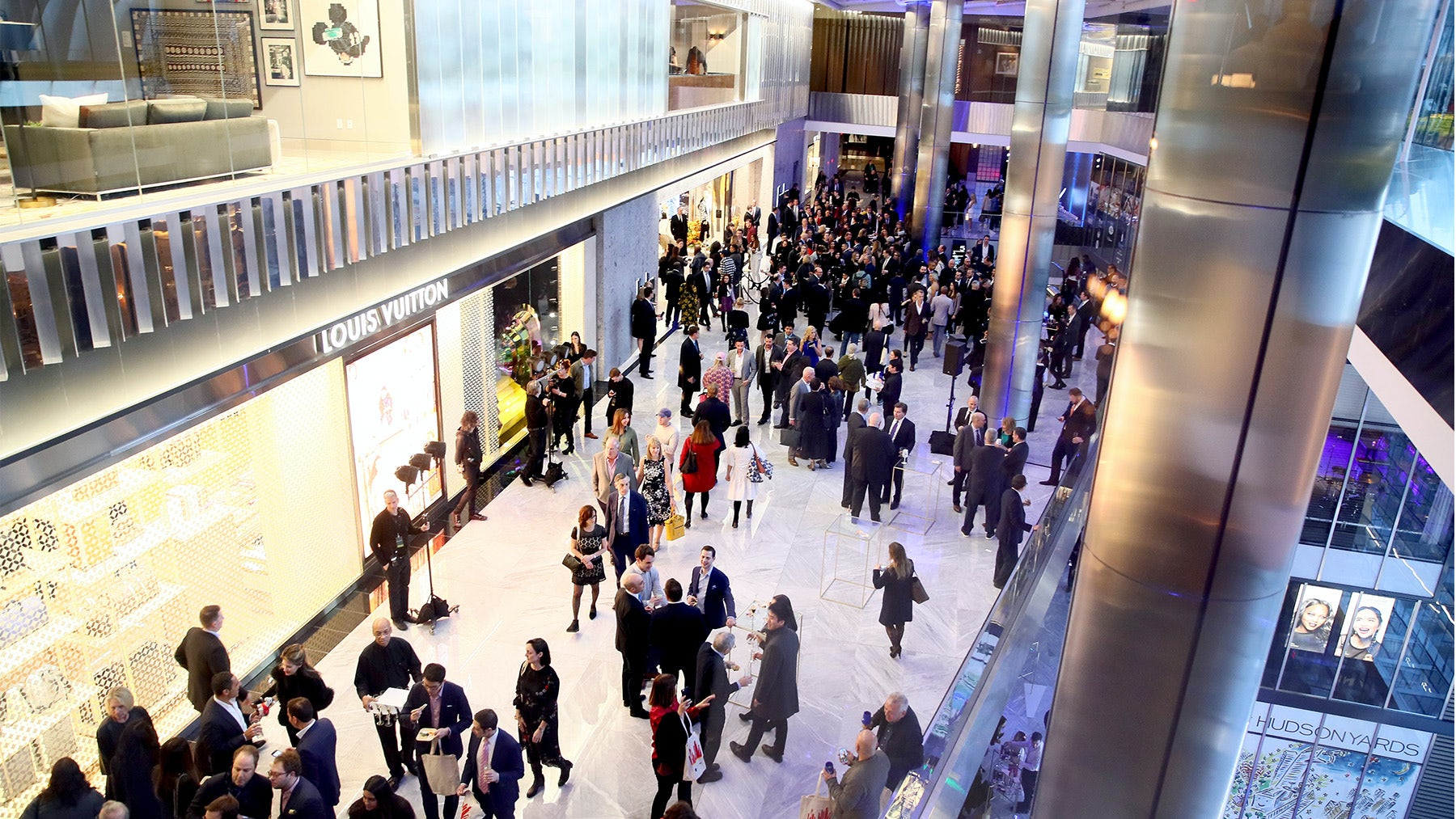 The Shops & Restaurants at Hudson Yards Preview Celebration | Source: Related Companies