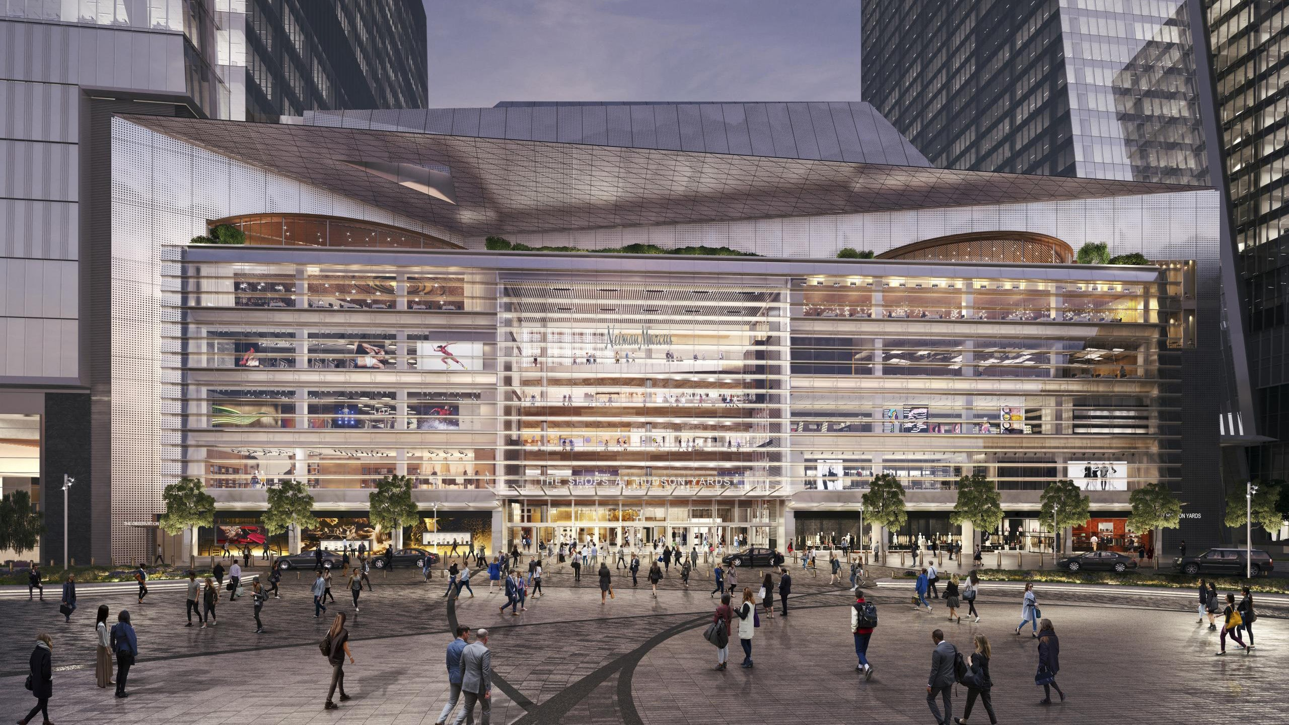 The Shops at Hudson Yards | Source: Courtesy