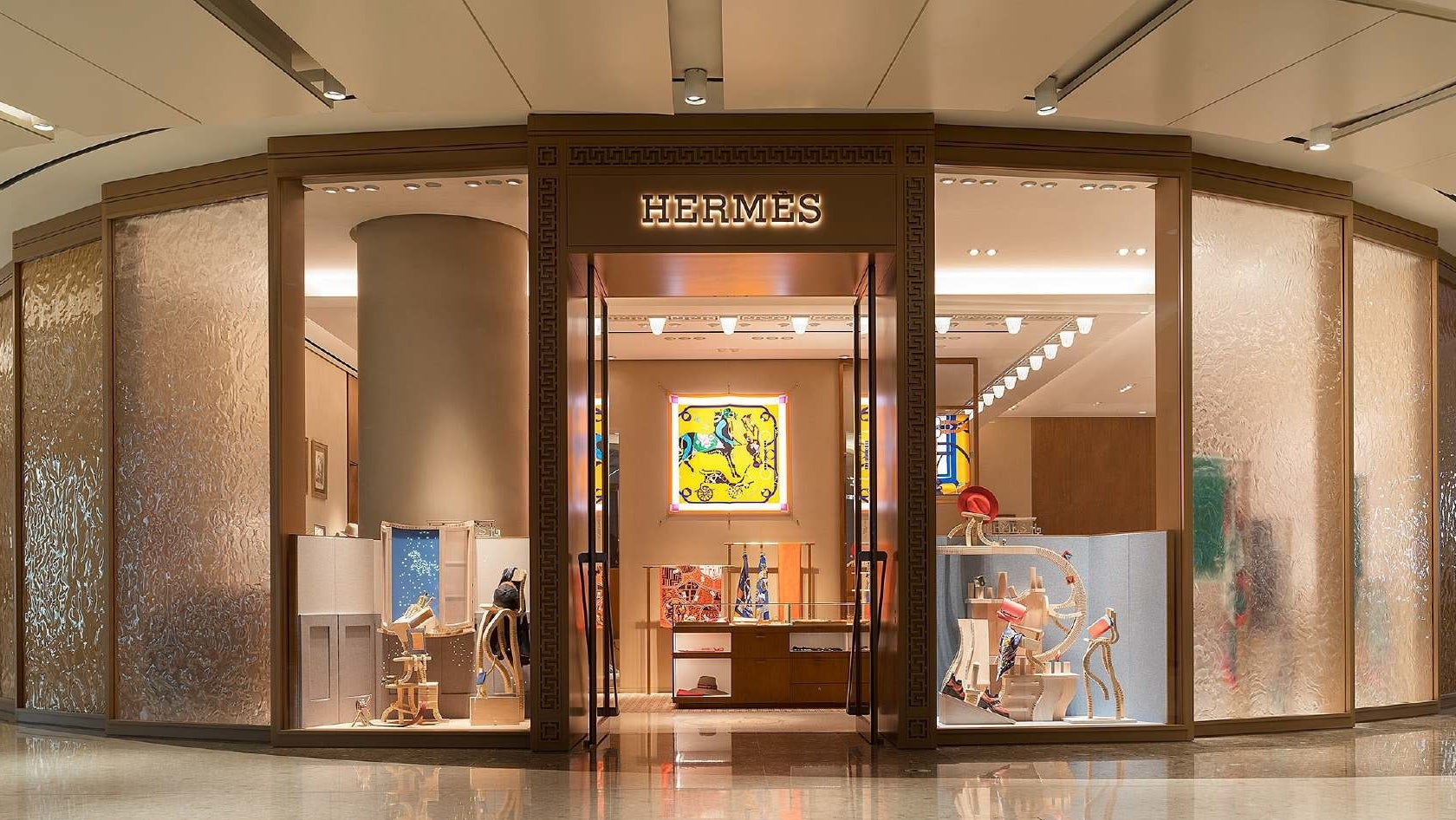 Hermès Sales Boosted by Strong Asian Demand