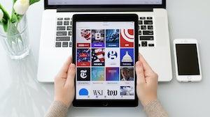 Apple News | Source: Shutterstock