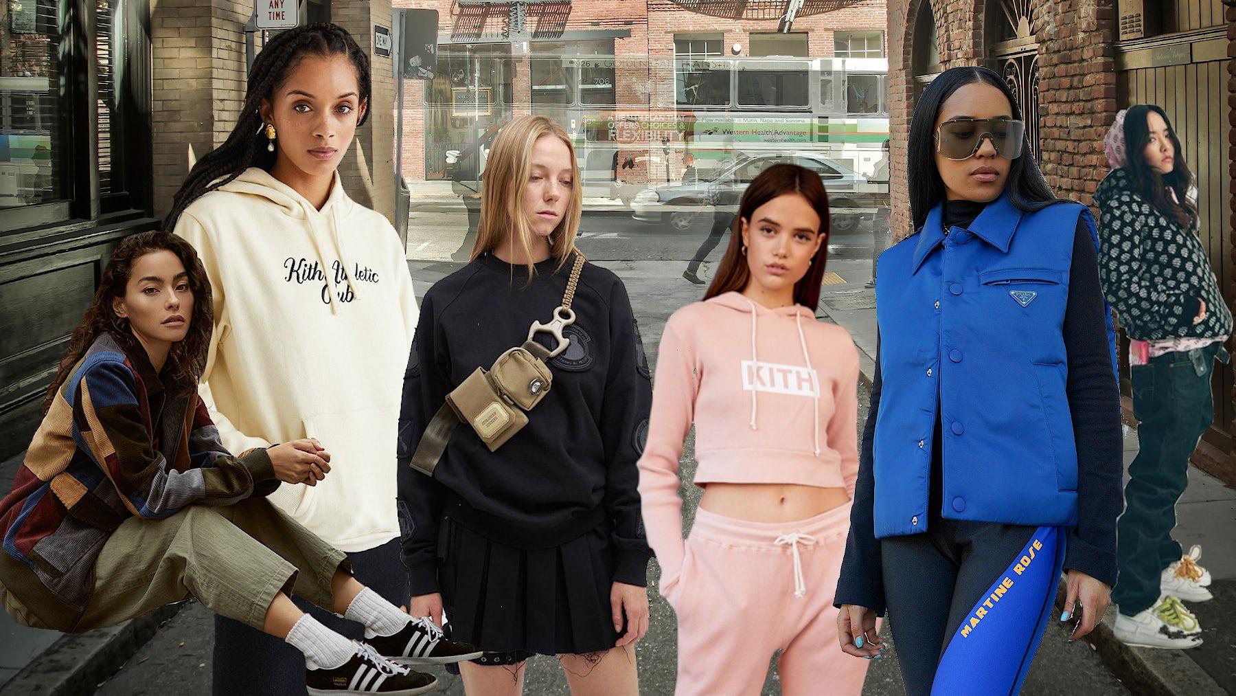 Op-Ed   Why Women's Streetwear Will Be Big Business