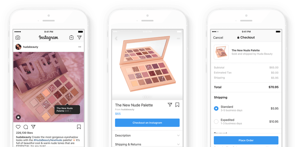 Image result for How the Instagram Checkout Feature Will Change Online Shopping
