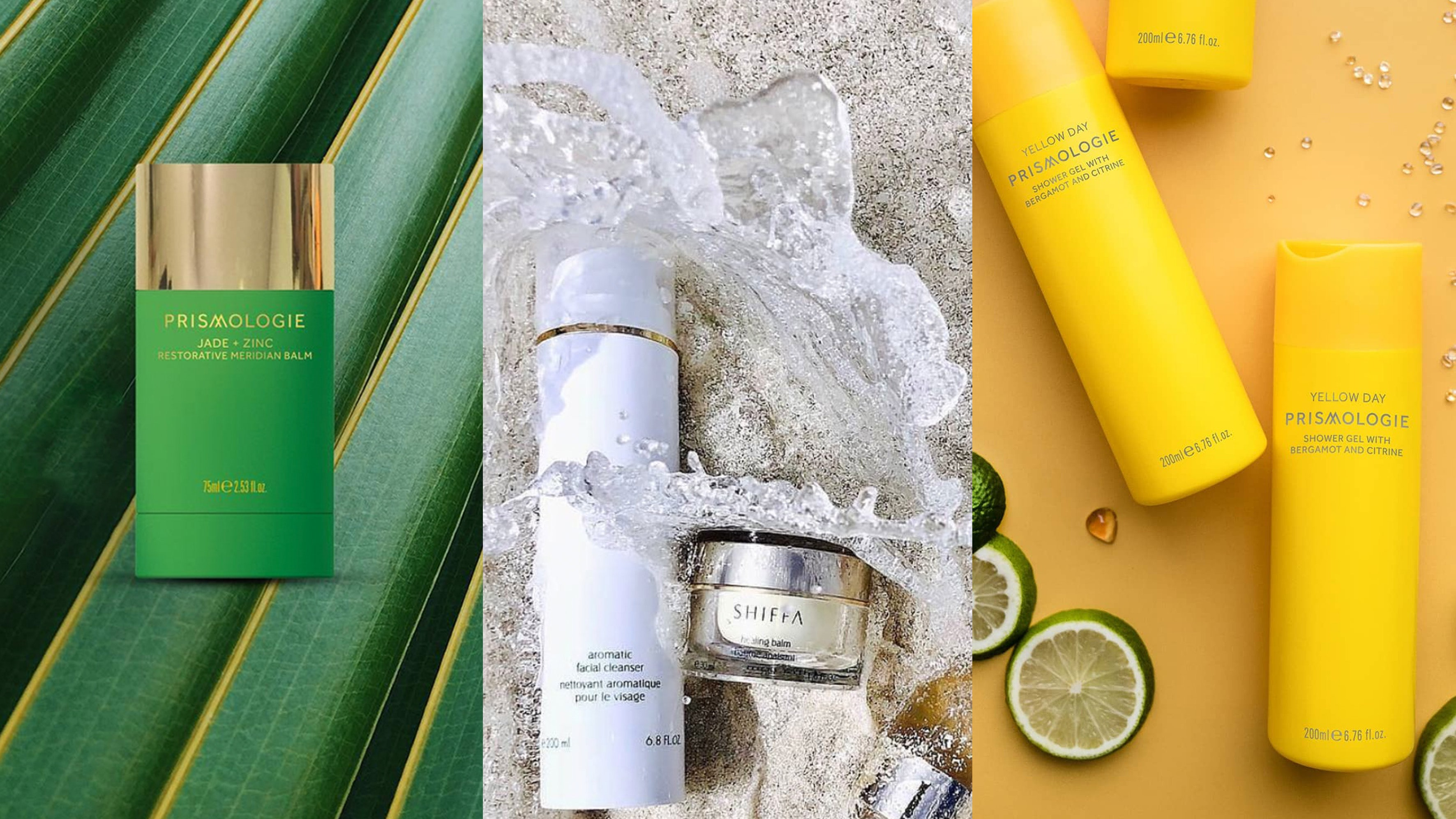 Middle Eastern Women Join the 'Clean Beauty' Movement