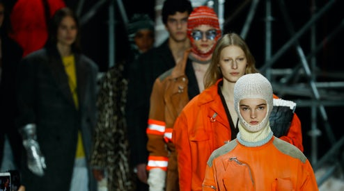 f5028b1c Calvin Klein Is Closing Its Ready-to-Wear Business. What Happens ...