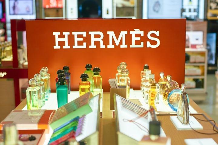Hermes Counter | Source: Shutterstock
