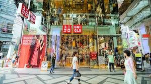 Uniqlo store in Osaka, Japan | Source: Shutterstock