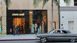 Roberto Cavalli Store in Beverly Hills | Source: Shutterstock