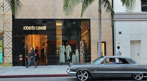 on sale 8c04a 01620 Roberto Cavalli Closes US Stores, Will Liquidate North ...