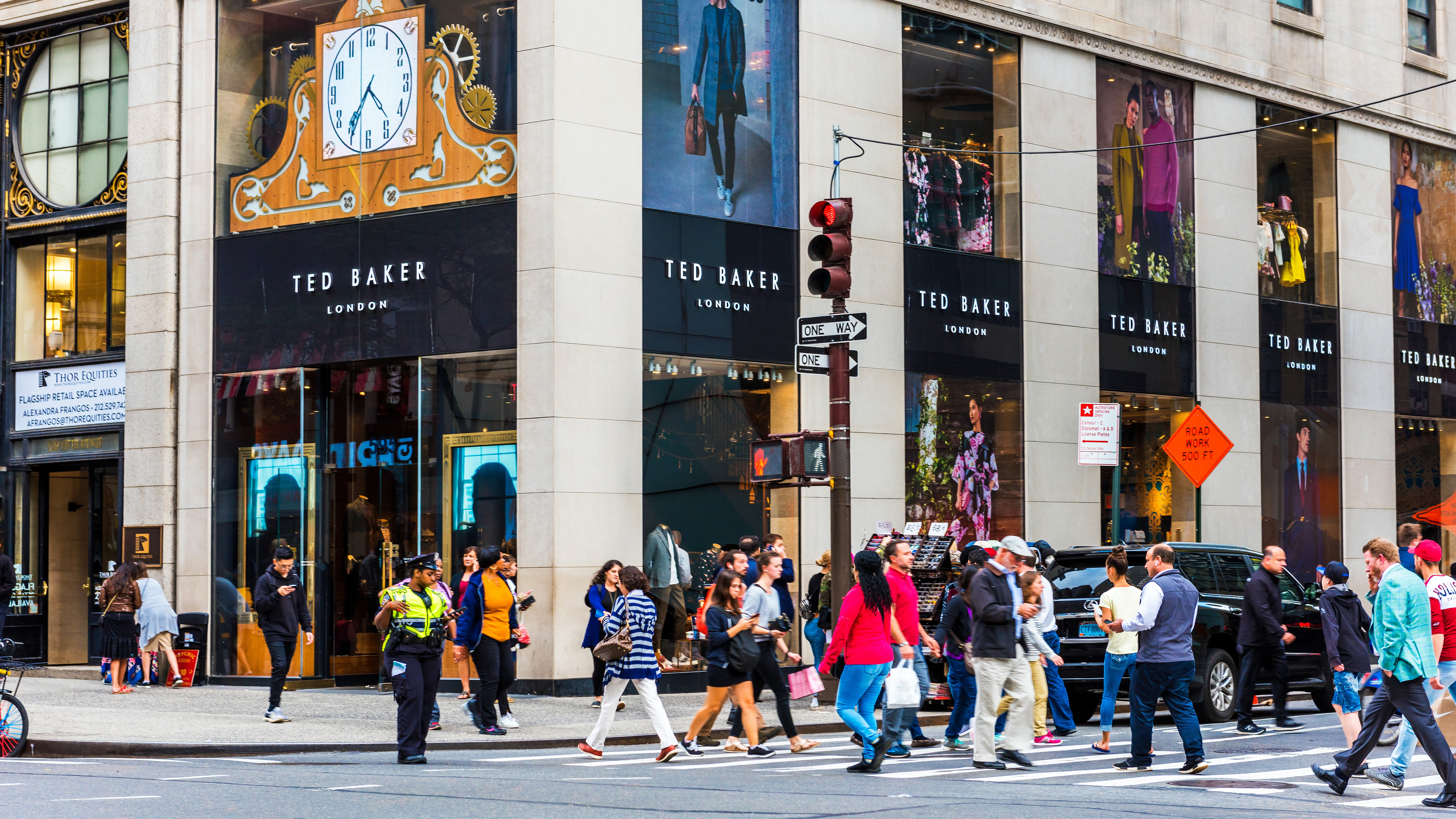 Ted Baker store | Source: Shutterstock