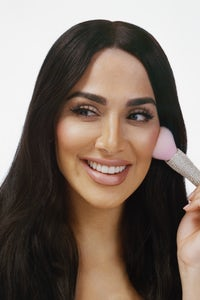 Huda Kattan | Photo by Allyssa Heuze for BoF