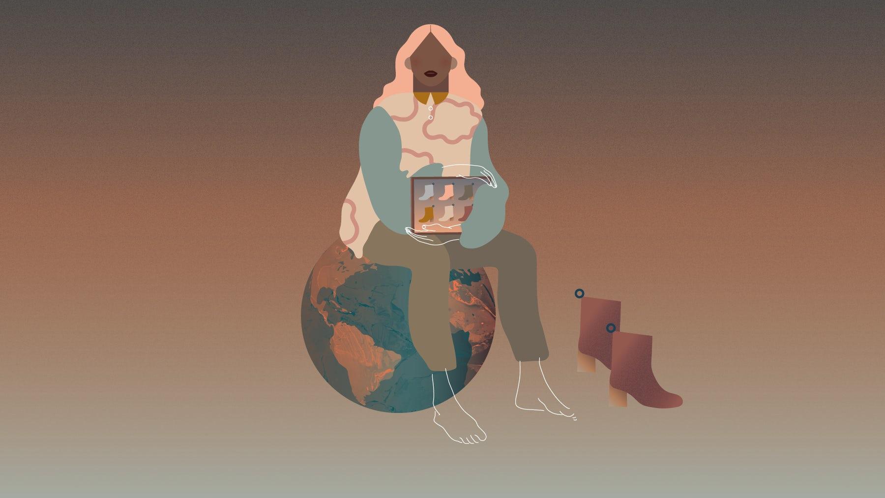 Illustration by Elin Svensson