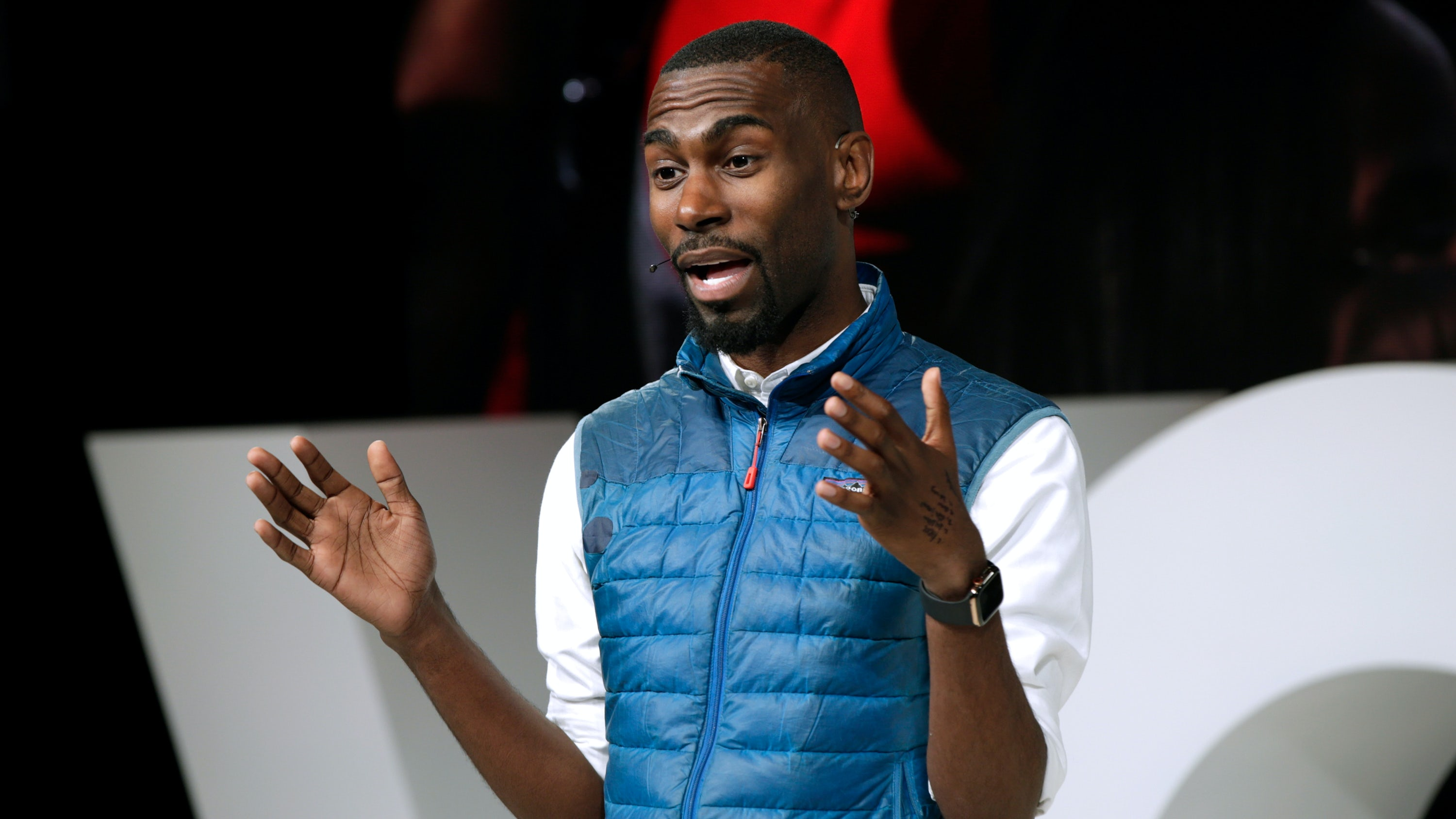 DeRay Mckesson | Source: Getty Images for The Business of Fashion