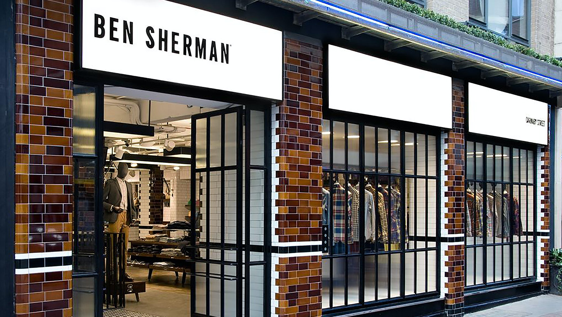 Ben Sherman store | Source: Courtesy