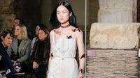 Lanvin show at Paris Fashion Week Autumn/Winter 2019   Source: INDIGITAL.TV
