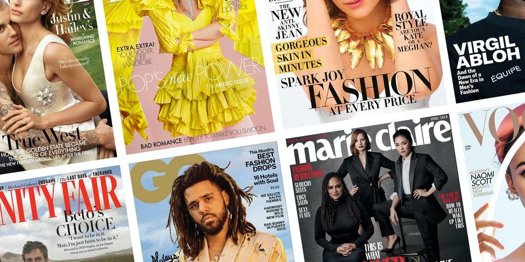 Why Do Fashion Brands Still Advertise in Print?