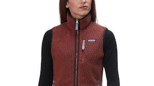Patagonia's retro pile vest | Source: Patagonia