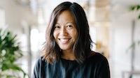 Tracy Sun, senior vice president of new markets at Poshmark, by Jen Kay | Source: Courtesy